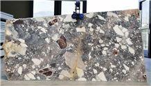 Breccia Medicea Marble Slabs