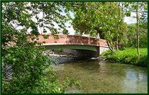 St Bees Sandstone Ashlar Bridge