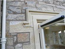 Wattscliffe Sandstone Door Frame