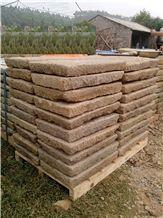 Vietnam Sandstone Slabs & Tiles, Viet Nam Grey Sandstone