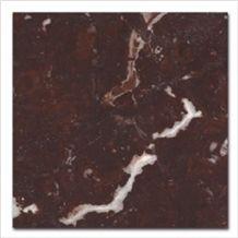 Rouge Belge Griotte Marble Tiles, Belgium Red Marble