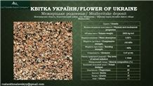 Flower Of Ukraine Granite
