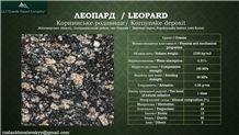 Leopard Rose Granite