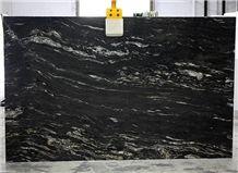 Black Cosmic Granite Slabs & Tiles