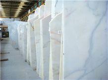 Estremoz Branco Estatuaria Marble Slabs