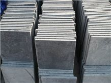 Cheap China Quarry,Factory Directely Blue Limestone Cut Size,Tiles,Floor Paving Stone,Wall Cladding Honed,Polished,Brushed Antique Finish,Building Project Material Low Cost Stone