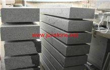 G654 Kerbstone, G654 Cube, Padang Dark Grey Granite Kerbs