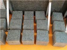 G684 Cubes, Black Basalt Cube