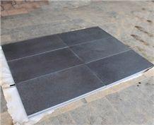 Grey Polished Basalt Slabs