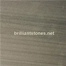 Black Veins Sandstone(Straight Veins) Slabs & Tiles, China Black Sandstone