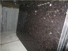 Antique Brown Granite Slab,Angola Granite,Marron Antique Angola,Marrom Antique Angola,Labrador Amostra,Spectrolite Brown Angola