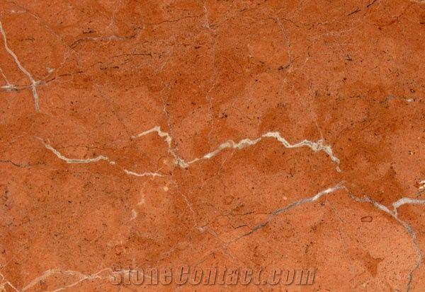 Rojo Alicante Marble Rosso Slabs Tiles