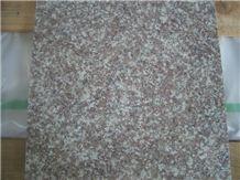 Speckled Brown Granite Slabs & Tiles, China Brown Granite
