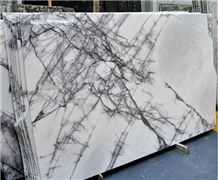 Italy Ice Jade Marble Grey Lilac Marble
