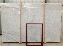 Polished Bianco Carrara Venato C Marble
