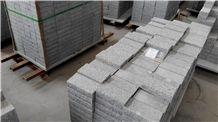 Wulian Grey Cube Stone,Dark Grey Granite Pavers