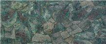 Semi-Precious Slabs, Tile, Basins, and Decor Greens