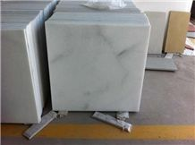 Cheap Marble, Sichuan C Grade White Marble Slabs & Tiles, China Crystal White Marble Slabs & Tiles