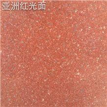 Natural Xinmiao Red Granite Slabs & Tiles, China Red Granite