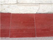 Pretty Sichuan Xinmiao Red Granite Slabs & Tiles, China Red Granite