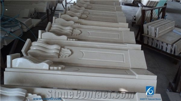 Marble Carved Moldings, Stone Line,Projects and Special Shape