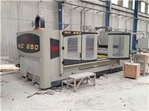 Cnc Breton Stone Secondhand Machines
