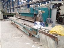 Montresor Lara 60 Used Polishing Machine
