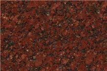 Ruby Red Granite Slabs & Tiles, Polished Red Granite Floor Tiles, Wall Tiles