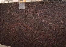Tan Brown Granite Slabs & Tiles, Brown Polished Granite Floor Tiles