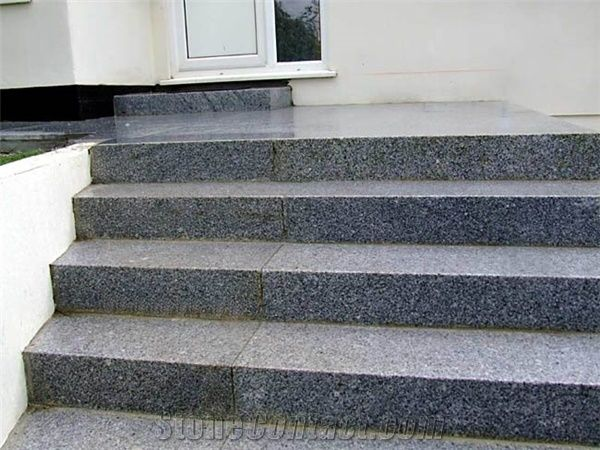 Beau Hot Sell Outdoor Stone Steps Risers Granite Stairs,Stone Outdoor Stair