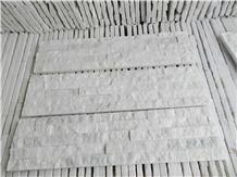 White Quartzite Cultural Stone,Wall Decorative Slate, Quartzite Culture Stone