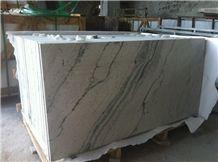 New White Granite-Viscount White Slabs & Tiles, China Viscont White Granite Slabs & Tiles