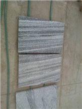 Teak Wood Grain Granite Tiles and Slabs
