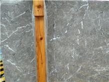 Bursa Grey Marble Slabs & Tiles, Turkey Grey Marble Polished Floor Covering Tiles, Walling Tiles