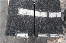 G332 Beida Black Bingzhou Granite,Slabs Tiles