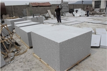G375 Grey Granite Huge Cube Stones