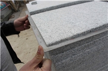 Sd G603 Light Grey Granite Swimming Pool Copings
