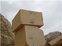 Sandstone Mango Blocks,Yellow Pakistan Sandstone Blocks