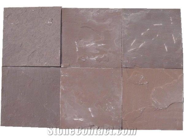 China Red Slate Tiles