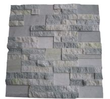 Glacier Green Quartzite Tiles Wall Cladding Natural Cultural Stone