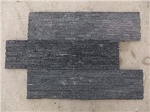 Slate Wall Panel Ic07,Black Slate Cultured Stone, Xingzi Black Slate Cultured Stone