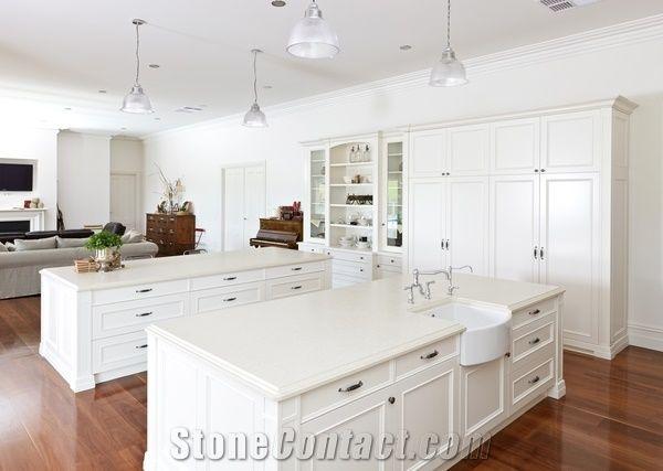 Magnificent Pure White Solid Surface Kitchen Bench Top From Australia Inzonedesignstudio Interior Chair Design Inzonedesignstudiocom