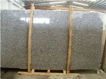 Spary White Water Wave China Granite Slabs & Tiles