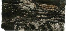 Black Titanium Granite Tiles & Slabs, Wall Tiles, Black Brazil Titanium Granite Pattern