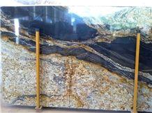 Vulcano Granite Slabs, Multicolor Brazil Granite Tiles & Slabs