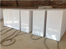 White Viet Nam Marble Tiles & Slabs, Wall Covering