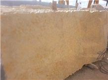 Yellow Mellal Marble Slabs
