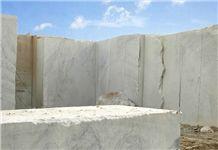 Panther White Marble Blocks