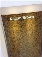 Najran Brown Granite