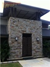 Aspen Wall Facings and Stone Veneer, Coastal Brown Sandstone Cultured Stone